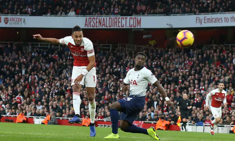 Manchester United will be wary of the threat of Pierre-Emerick Aubameyang.