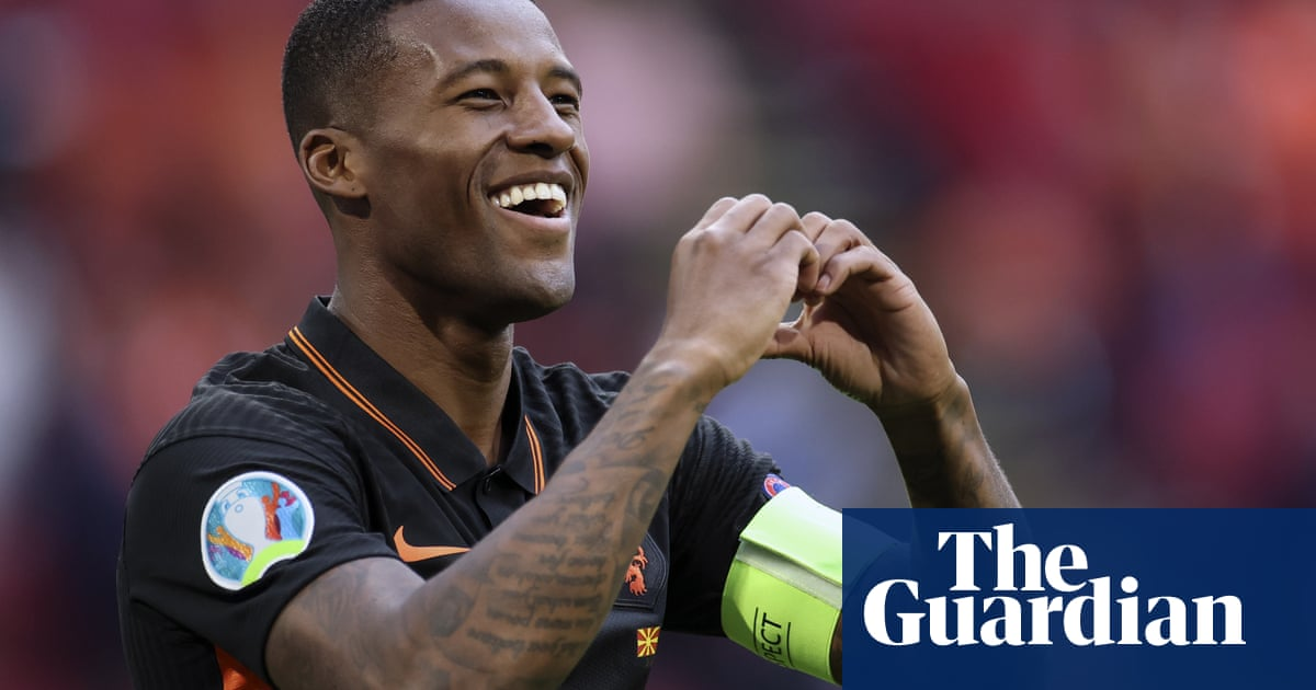 Wijnaldum to wear rainbow armband and ready to walk off if racially abused