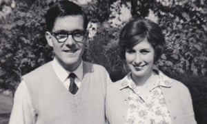 Wilf and Janet in 1960.