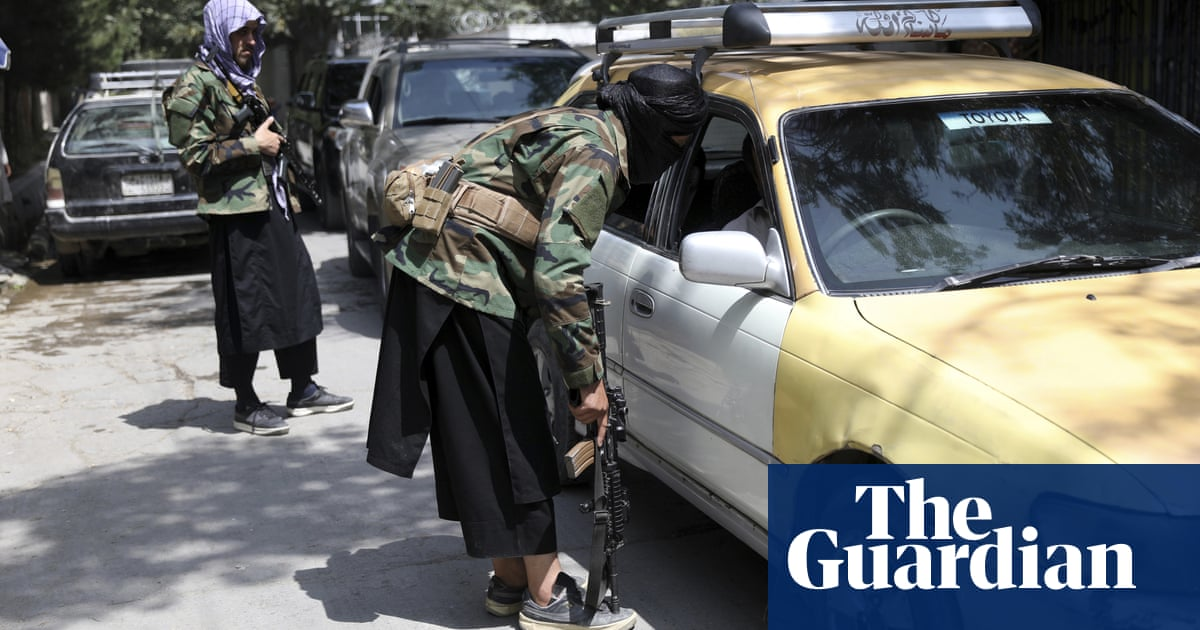 'So scared': woman tells of frantic efforts to save relatives in Afghanistan