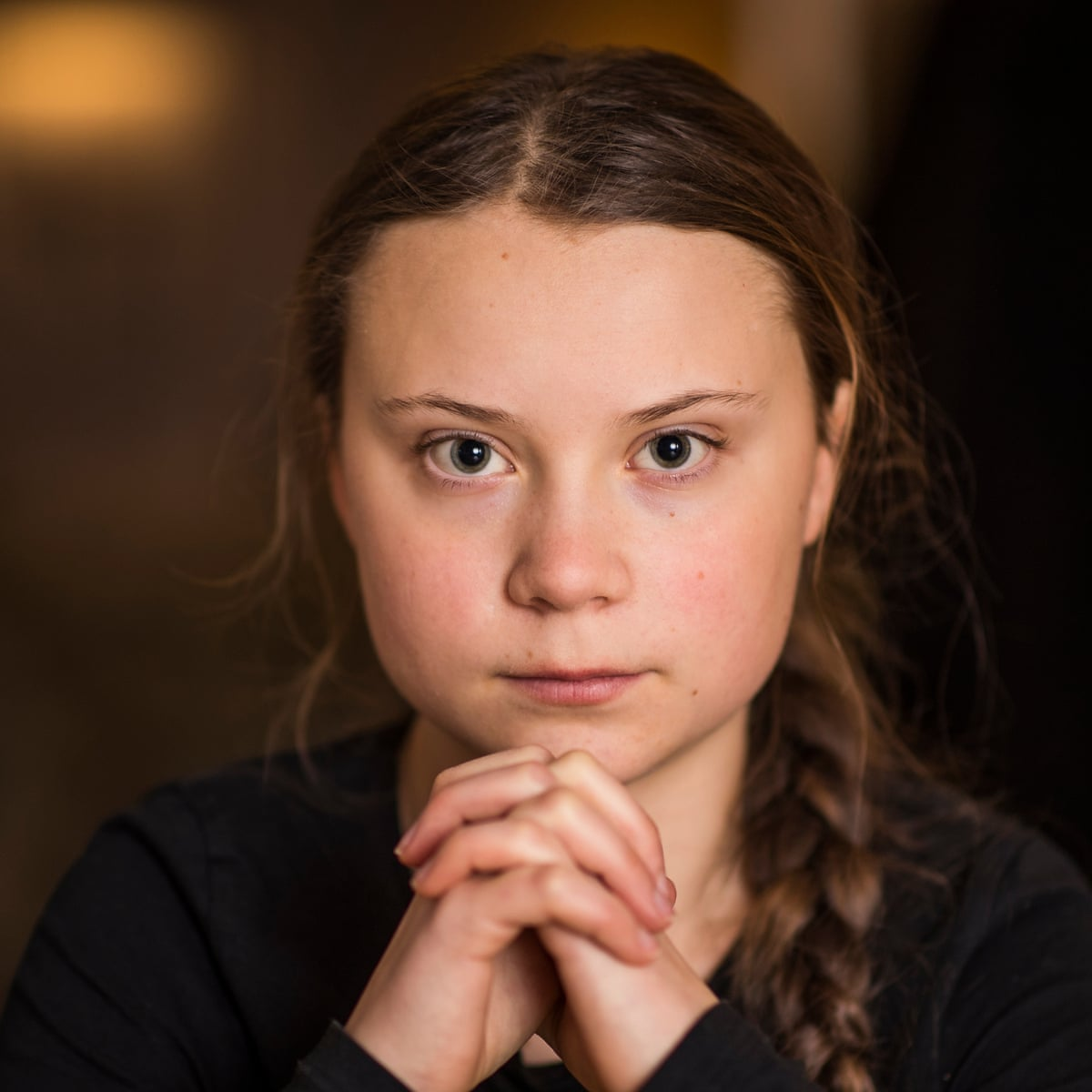Greta Thunberg, schoolgirl climate change warrior: 'Some people can let  things go. I can't' | Greta Thunberg | The Guardian