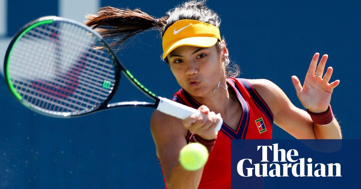 Emma Raducanu faces big test of US Open progress against Sorribes Tormo