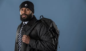 'A fan favourite': Magid Magid on The Hunted.