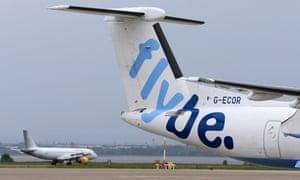 designer fashion 1fb68 bb37d Flybe cancels dozens of flights because of 'operational ...