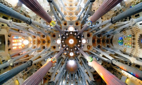 The Art of Looking Up: spectacular ceilings – in pictures