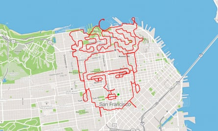 Creating Frida Kahlo required a 28.9-mile run.