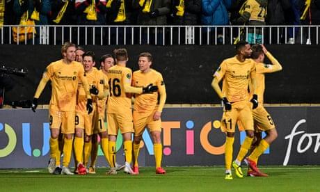 European football roundup: Roma humiliated 6-1 by Bodø/Glimt