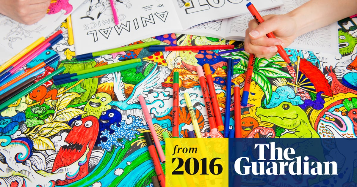 Wh Smith S High Street Sales Buoyed By Colouring Books Business