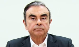 Ghosn recorded a video message before his back seat this month in Tokyo.