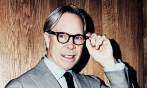 'I'm pretty boring when it comes to clothes': Tommy Hilfiger.