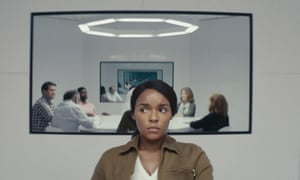 Janelle Monáe in Homecoming.