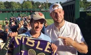Peter Woodville and Jack Sock