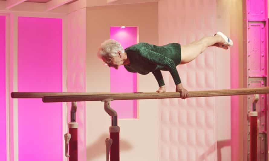 Johanna Quaas … still puts on an awe-inspiring show at 91.