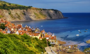 Robin Hood's Bay in North Yorkshire