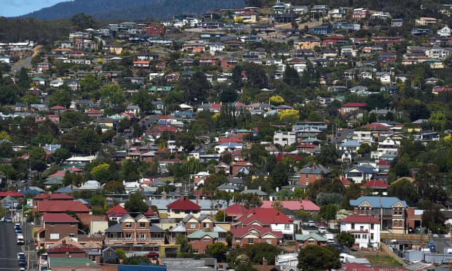 The residential real estate market is turbocharged in Tasmania, with demand far outstripping supply