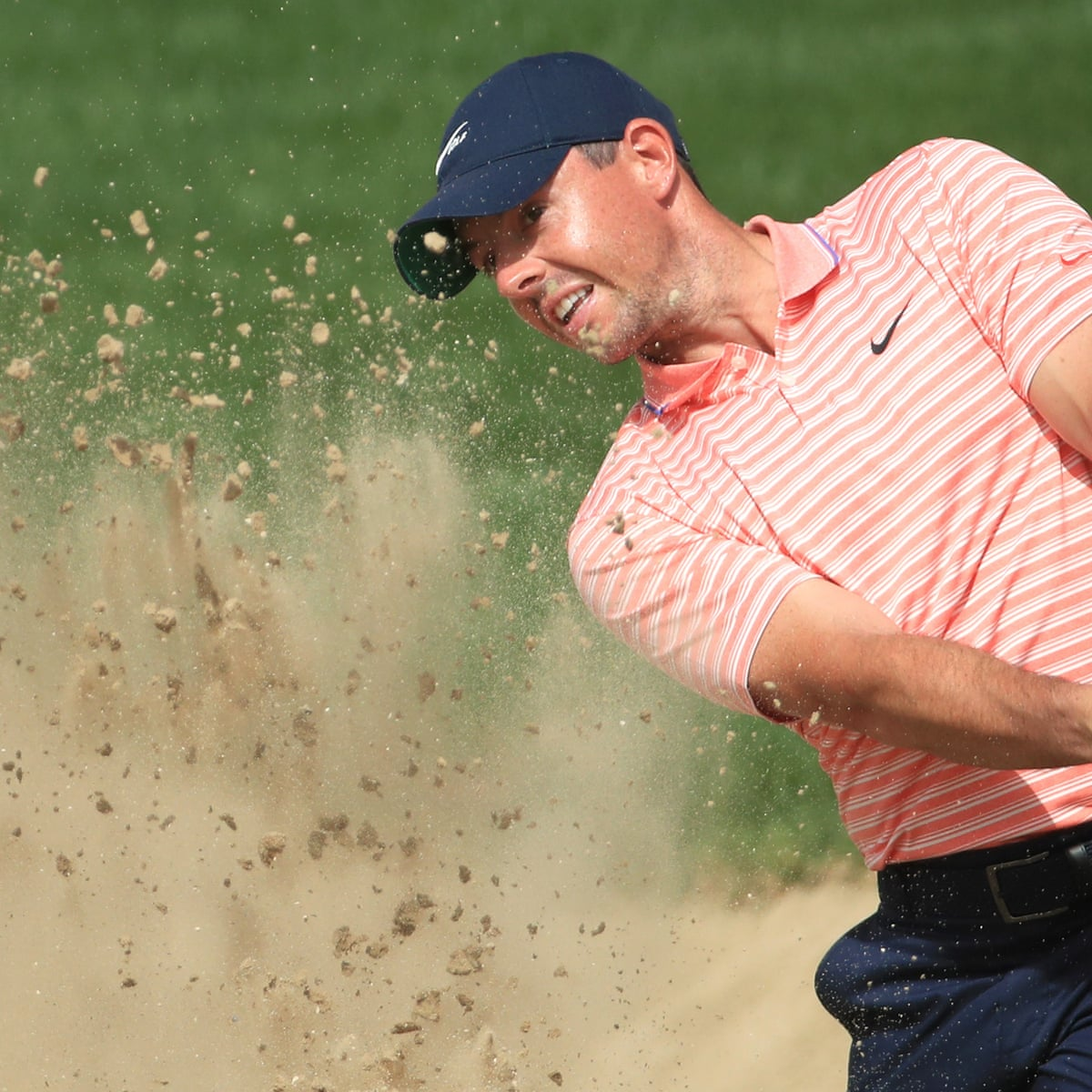 Rory Mcilroy Leads The Way In Bid To End Wait For Abu Dhabi Championship Sport The Guardian