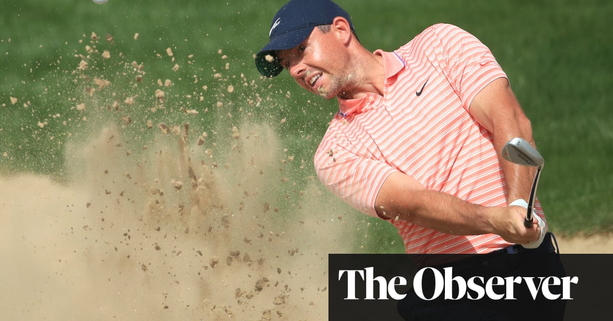 Rory McIlroy leads the way in bid to end wait for Abu Dhabi Championship
