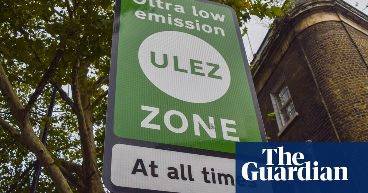 London drivers ditching diesel cars six times faster than rest of UK