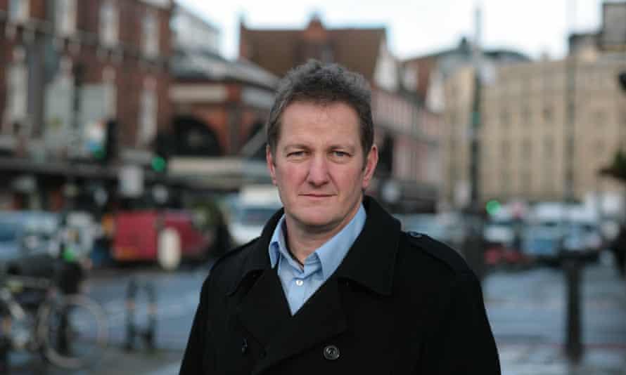 Jon Sparkes, chief executive of Crisis