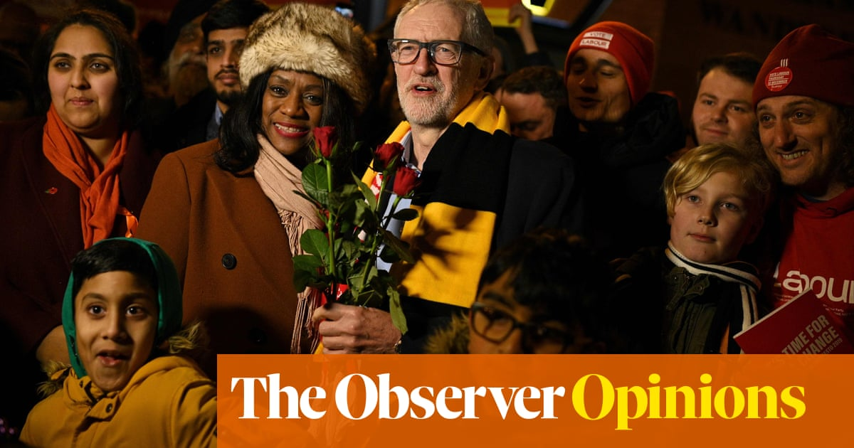 Working-class voters didn't trust or believe Labour. We have to change | Jess Phillips