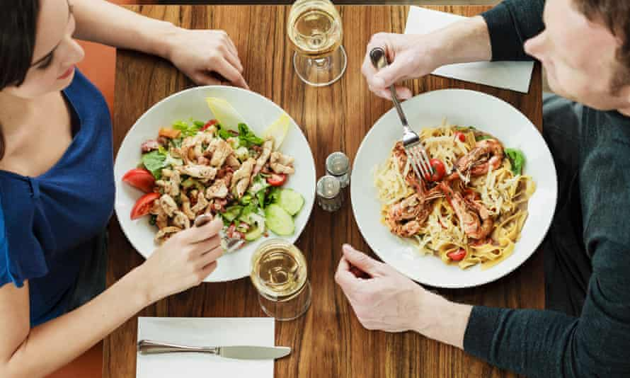 New legislation may require calorie labelling on the menus of restaurants