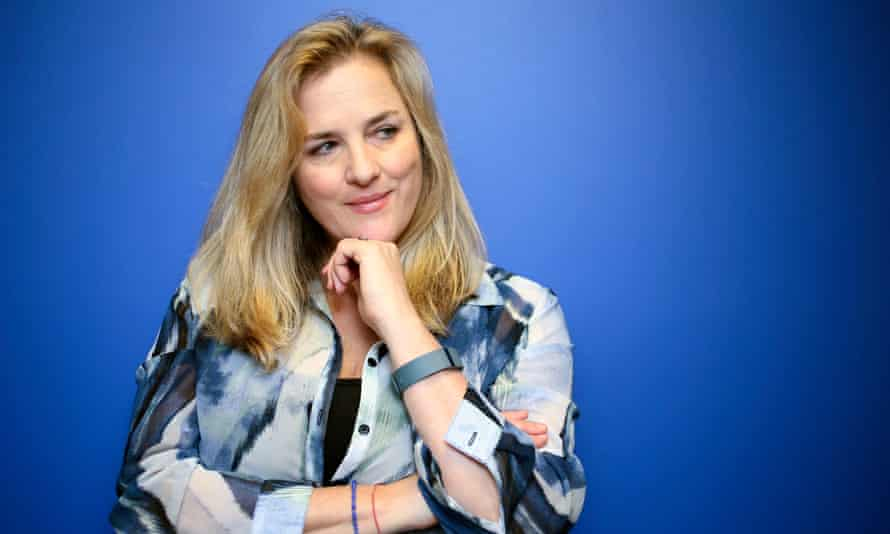 Journalist and writer Natasha Stoynoff has co-written a play about Donald Trump 'forcing his tongue down my throat'.