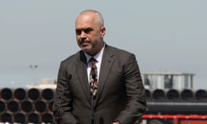 Albania's Democratic Party has made a criminal complaint against Edi Rama.