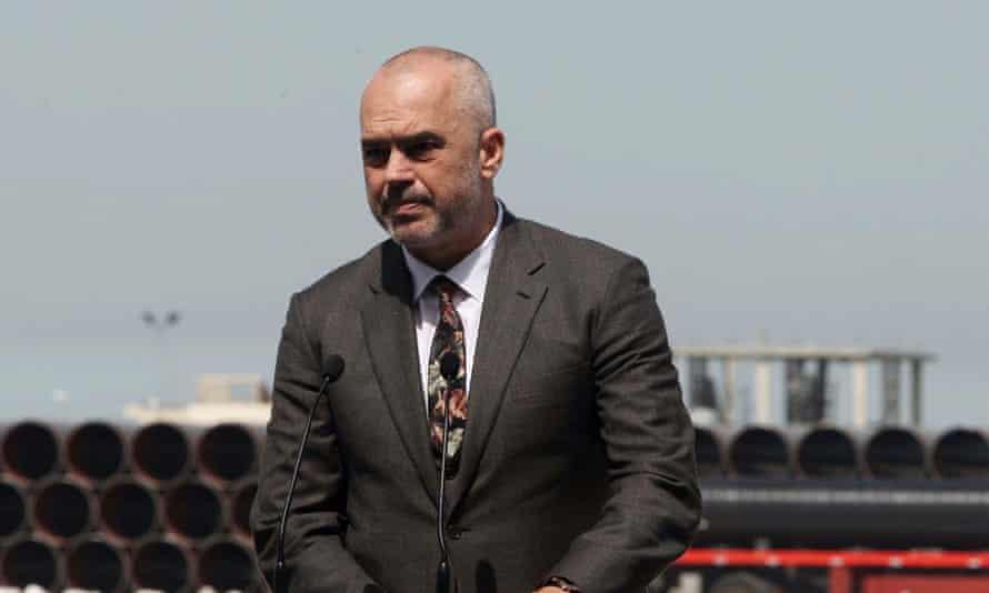 Albania's Democratic Party has made a criminal complaint against Edi Rama.