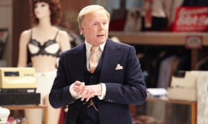 Jason Watkins as Mr Humphries in the 2016 Are You Being Served? remake.