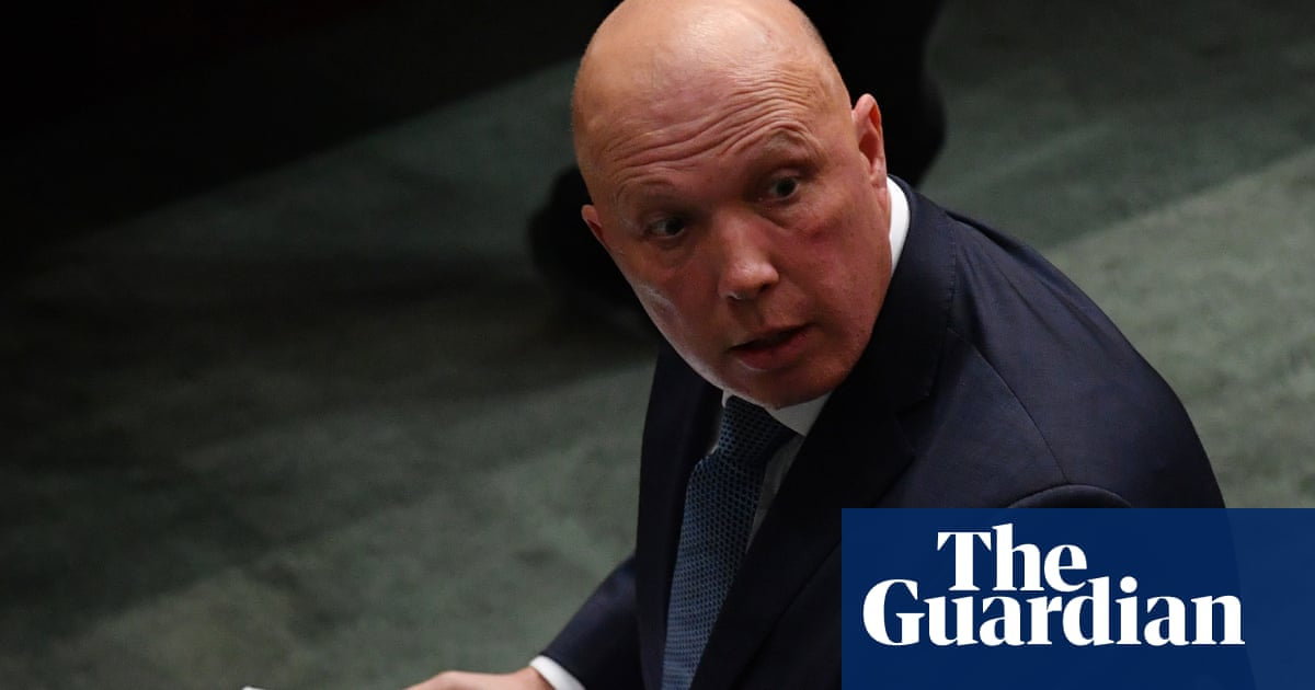 Peter Dutton to enter court-ordered mediation with Shane Bazzi in tweet defamation case – The Guardian