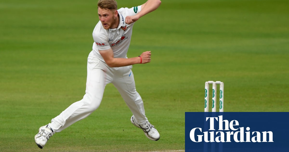Counties urged by ECB to protect bowlers in truncated cricket season - The Guardian