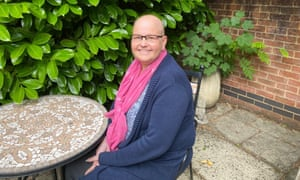 Alyson Gibbons, whose breast cancer returned just befor lockdown: 'When coronavirus goes, life isn't going to be all rosy, and we're back to normal.'