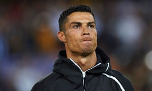 f0148a72b Nike concerned by Ronaldo rape claim but Juventus back 'great champion'
