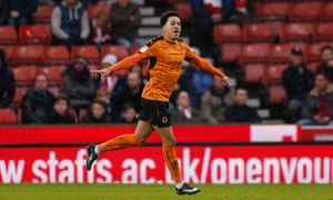 Stoke City v Wolverhampton Wanderers - FA Cup Third Round