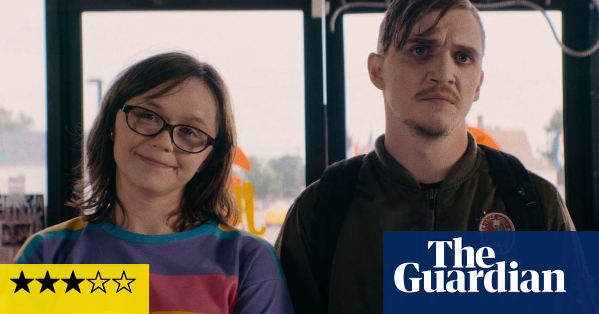 Dinner in America review – quirky couple take a trip through suburbia