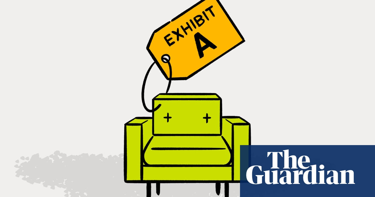 In a house move blunder, I've blown it with my wife. Can I scapegoat the delivery men?