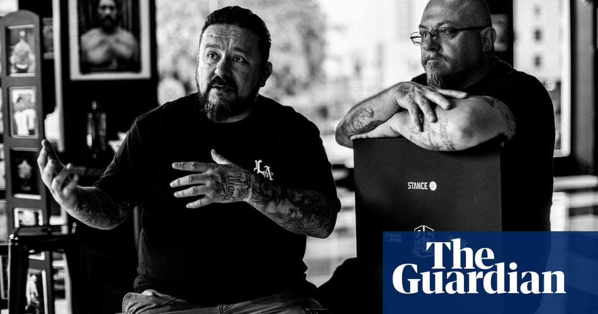 LA Originals: a Netflix documentary about an influential hip-hop duo - The Guardian