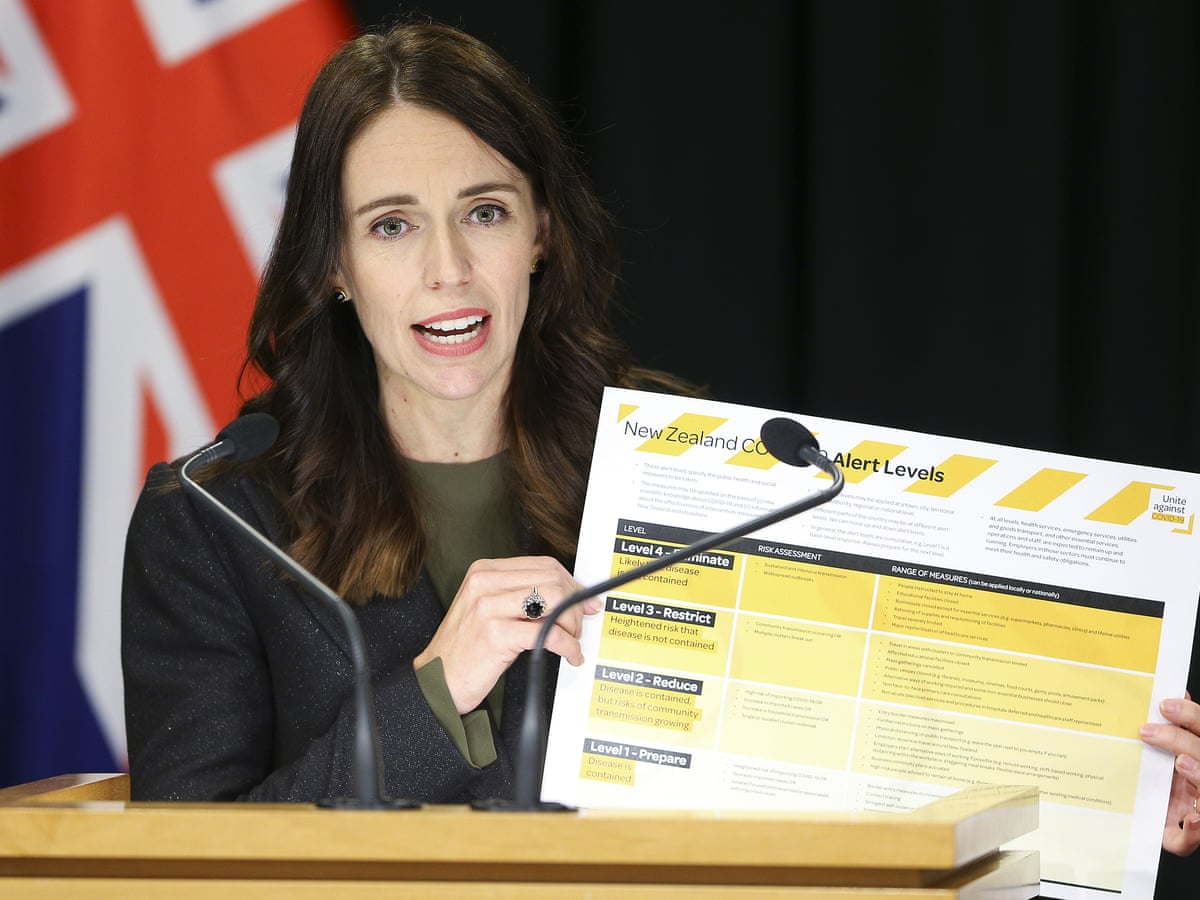 Kiwis Go Home New Zealand To Go Into Month Long Lockdown To Fight Coronavirus Coronavirus The Guardian