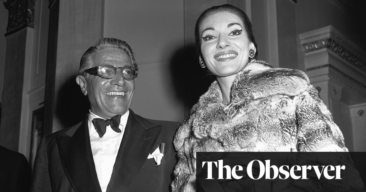 Drugged, sexually abused, swindled… Maria Callas's tormented life revealed