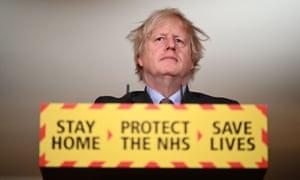Coronavirus - Mon Feb 22, 2021Prime Minister Boris Johnson during a media briefing in Downing Street, London, on coronavirus (Covid-19). Picture date: Monday February 22, 2021. PA Photo. See PA story HEALTH Coronavirus. Photo credit should read: Leon Neal/PA Wire