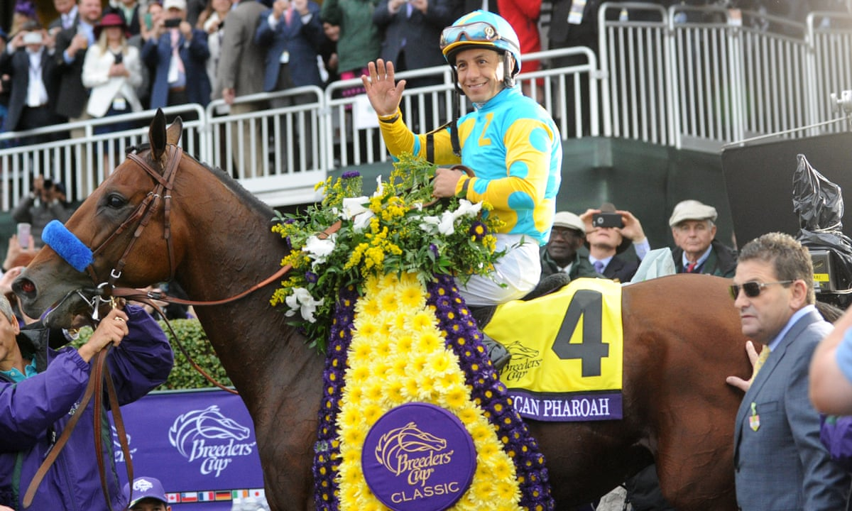 American Pharoah Heads Off To Stud As The Search For His