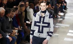 Louis Vuitton menswear collection.