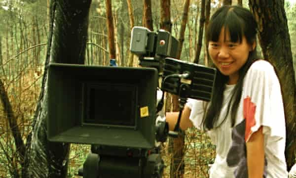 Xiaolu Guo came to the UK in 2002 to spend a year studying documentary film directing
