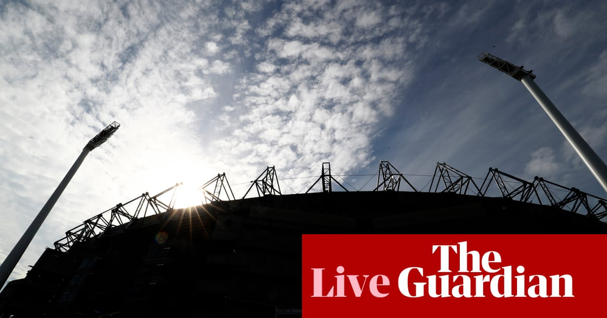 Richmond v Carlton: AFL 2021 season opener – live!