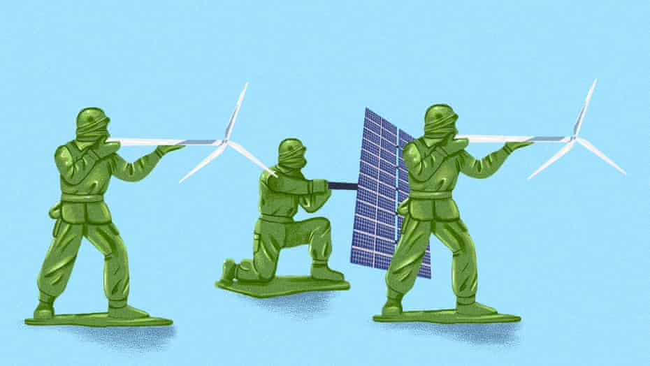 soldiers illustration