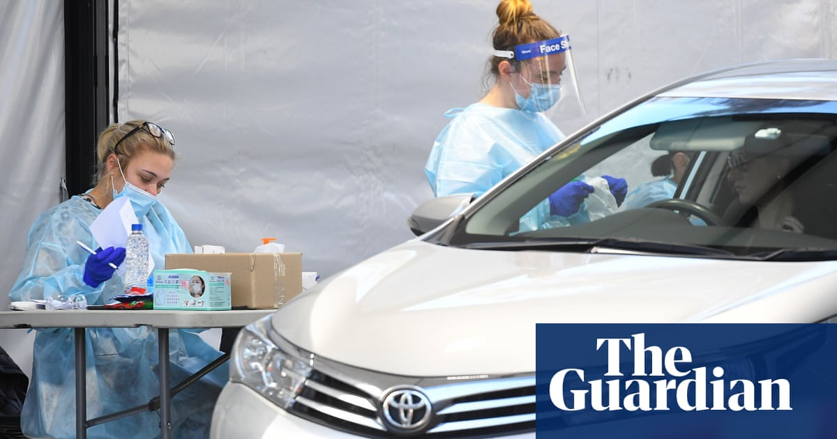 Coronavirus Victoria: 73 new Covid-19 cases reported as 36 Melbourne suburbs return to lockdown - The Guardian