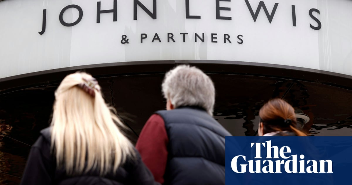 Slippers up, ties down: John Lewis reveals its Covid winners and losers