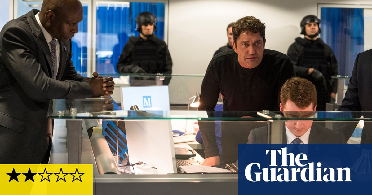 Angel Has Fallen review – on the run from the Russians