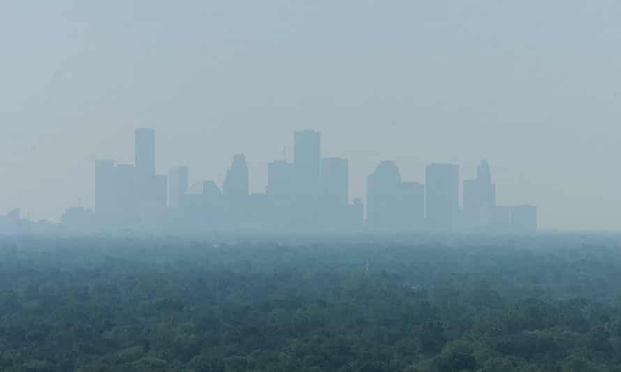 Houston has a smog problem, but it also attracts progressives with its surprising levels of diversity.