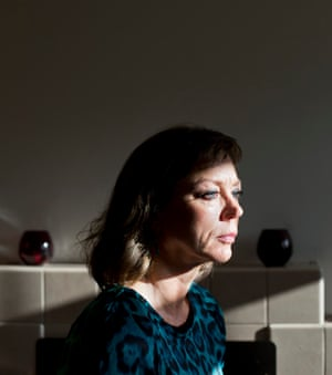 Vicky photographed for Guardian Weekend Experience Page by Fabio De Paolo. Vicky Rhodes of Huddersfield who has a phobia against noise.